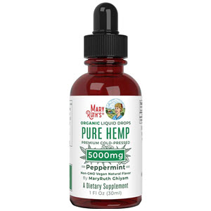 MaryRuth Organics Store - Organic Pure Hemp Oil Extract