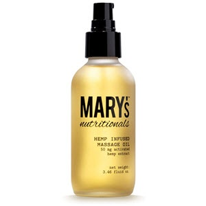 Mary's Nutritional Massage Oil