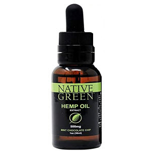 Native Green- Hemp Oil for Insomnia