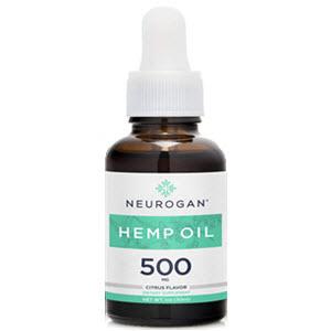 Neurogan - Hemp Oil Night's Sleep