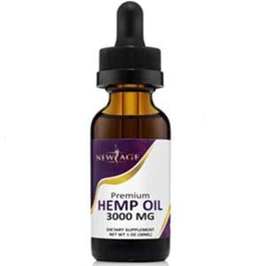 New Age Store - Hemp Oil Extract