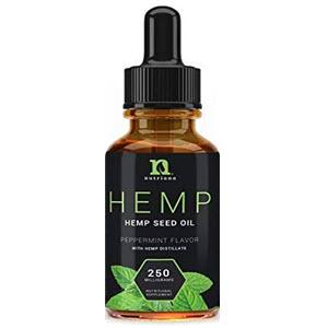 Nutriana - Hemp Oil for Sleep Aid