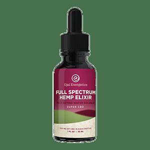 Ojai Energetics - Full Spectrum Hemp Elixir