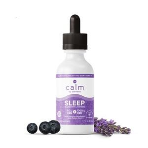 Calm by Wellness – Hemp CBD Sleep Oil Tincture