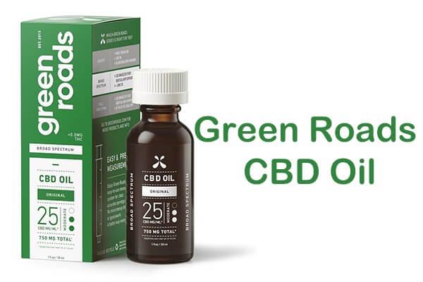 Green Road CBD Oil