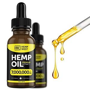 Hemp West - Hemp Oil for Pain