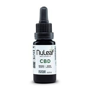 NuLeaf Naturals - Full-spectrum Hemp CBD Oil