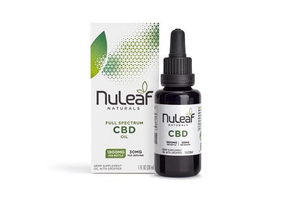 Features of Nuleaf CBD Oil