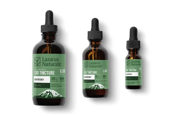 Health Benefits of Lazarus Naturals CBD Oil