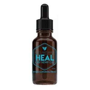 Kat's Naturals - Heal CBD Oil