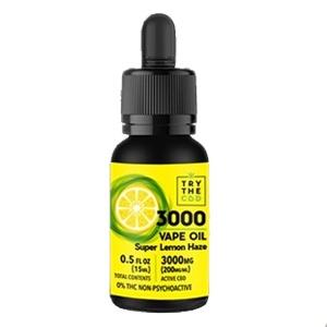 Try The CBD - CBD Vape Oil
