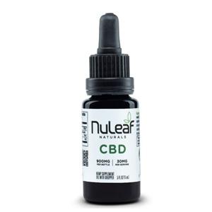 NuLeaf Naturals - Full Spectrum CBD Oil (60mg/mL)