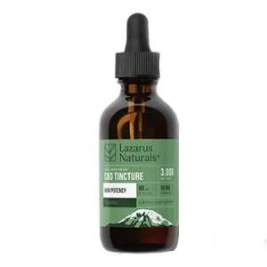 Lazarus Naturals High Potency CBD Tincture