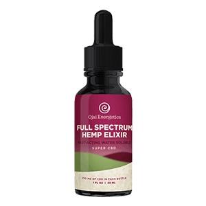 Ojai Energetics – Full Spectrum Hemp Elixir